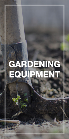 Watsons Garden - Gardening Equipment