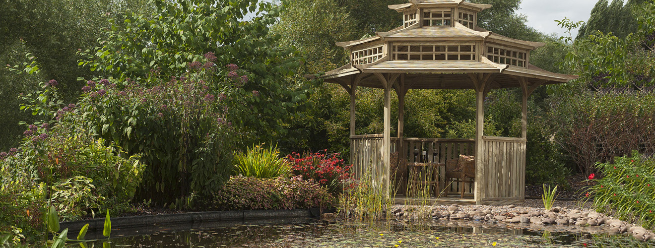 Kick Back and Relax In Style This Summer With A Luxurious Summerhouse