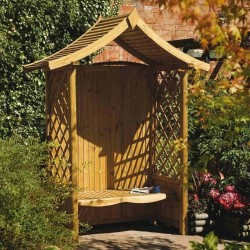 Tenbury Arbour - Outdoor Shelter