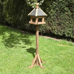 Laverton Bird Table - Natural Timber
