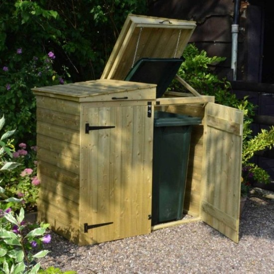 Apex Outdoor Waste Bin Storage